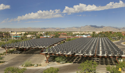 Covered Parking and Solar Panels - Nice!